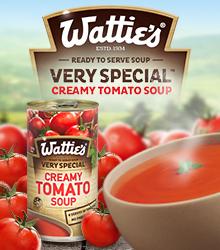 Wattie's Very Special Creamy Tomato Soup