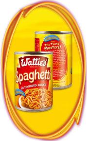 Wattie's Spaghetti