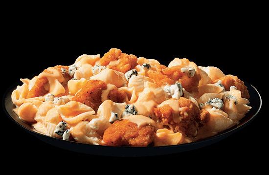 buffalo-chicken-mac-cheese plate image