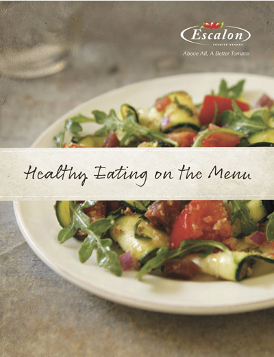 White Paper - Healthy Eating on the Menu