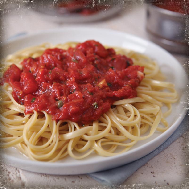 Mediterranean Tomato Sauce