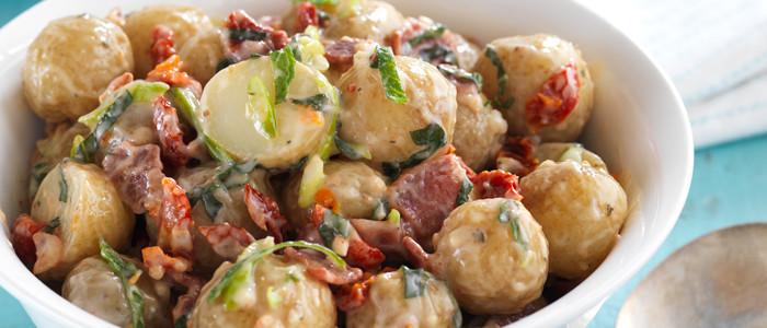 Greek Style Potato Salad
