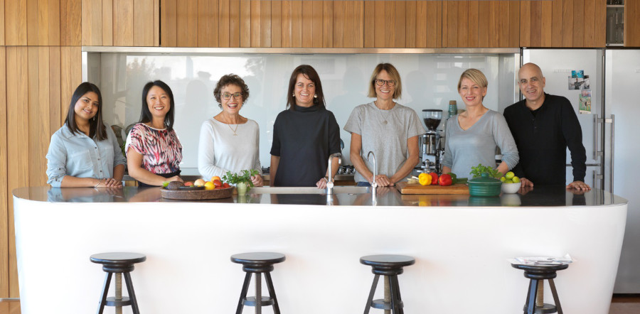 The Food in a Minute Team