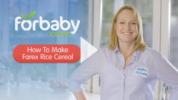 How to Make Farex Rice Cereal