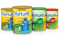 Nurture Infant Formulas and Toddler Milk Drink