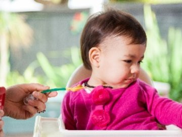 Tips for dealing with fussy eaters