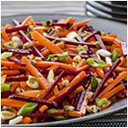 Carrot beet salad
