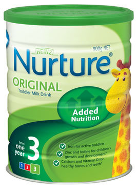 Heinz Nurture® Toddler 3 Milk Drink