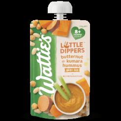Wattie's Little Dippers Butternut & Kumara Hummus Dip