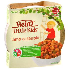 Heinz® Little Kids® Lamb Casserole