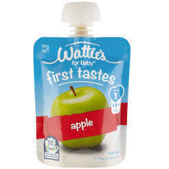 Wattie's First Tastes Apple