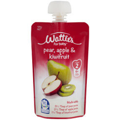 Wattie's Pear, Apple & Kiwifruit