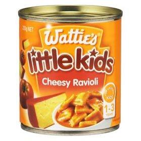 Wattie's Little Kids Cheesy Ravioli