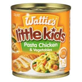 Wattie's Little Kids Pasta Chicken & Vegetables