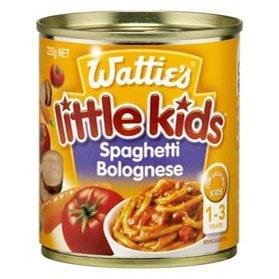 Wattie's Little Kids Spaghetti Bolognese