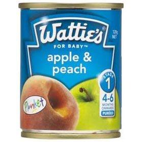 Wattie's Apple & Peach