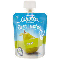 Wattie's First Tastes Pear