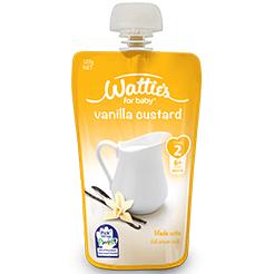 Wattie's Vanilla Custard