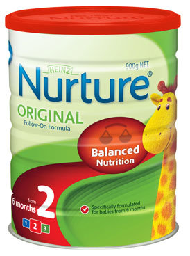 Heinz Nurture® Follow-On Formula 2