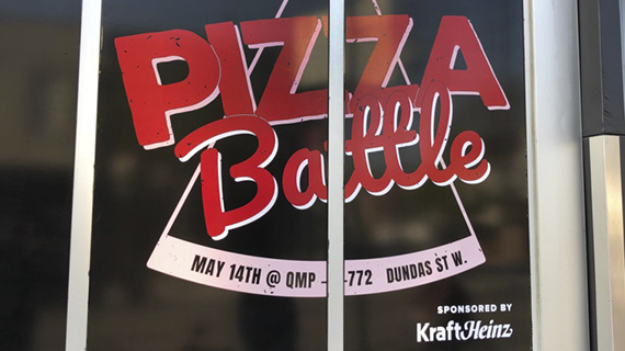 The Kraft Heinz Pizza Battle