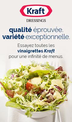 vinaigrettes Kraft