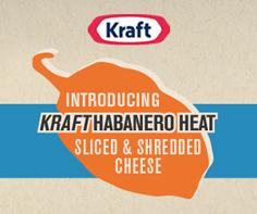 Kraft Habanero Heat