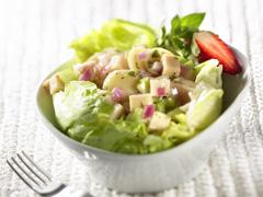 Chicken Poppyseed Salad