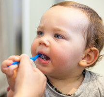 Baby's Teething: a lot to chew on!