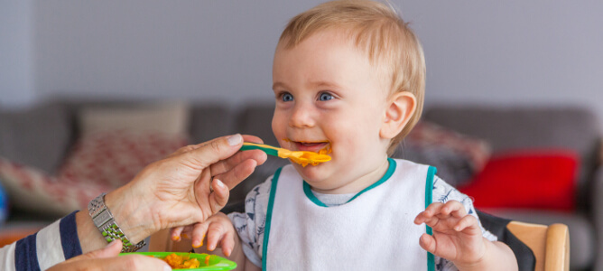 Making food fun for toddlers