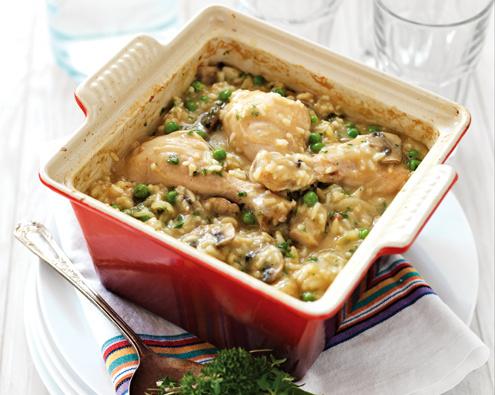 Lana's Chicken Casserole