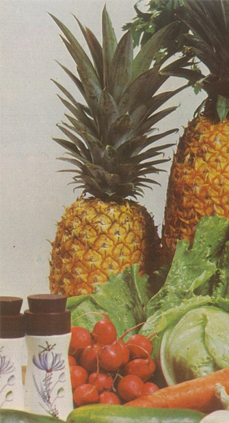 Pineapple…A versatile food