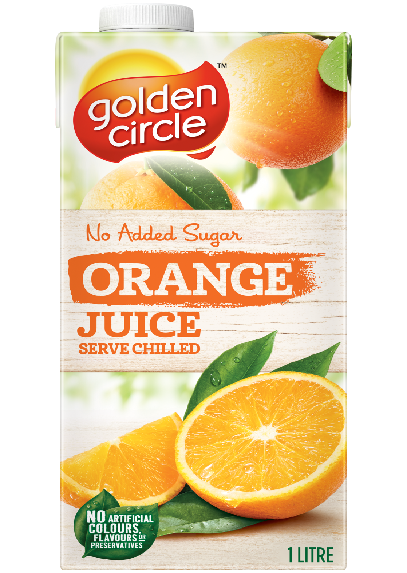 Orange Fruit Drink image