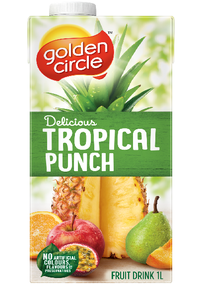 Tropical Punch Fruit Drink