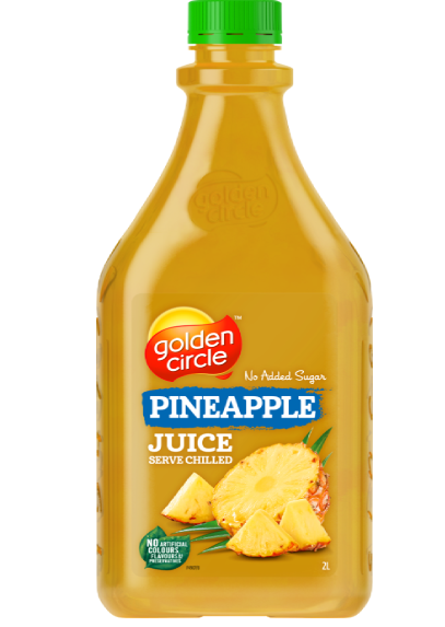 Unsweetened Pineapple Juice image