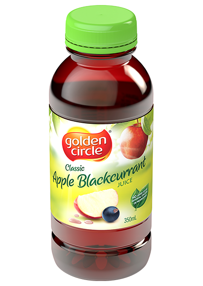 Apple Blackcurrant Juice 350mL
