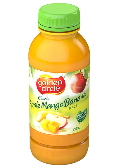 Apple Mango Banana Juice image