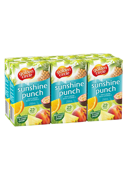 Sunshine Punch Fruit Drink image