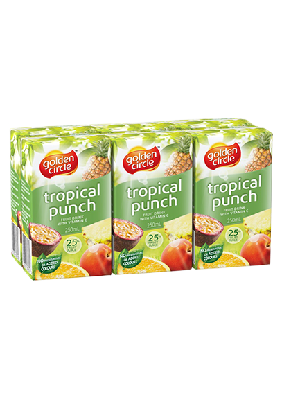 Tropical Punch Fruit Drink image