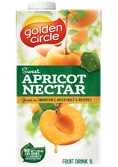 Apricot Nectar Fruit Drink