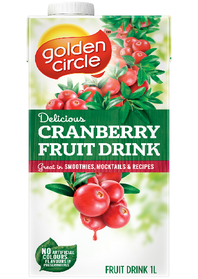 Cranberry Fruit Drink image