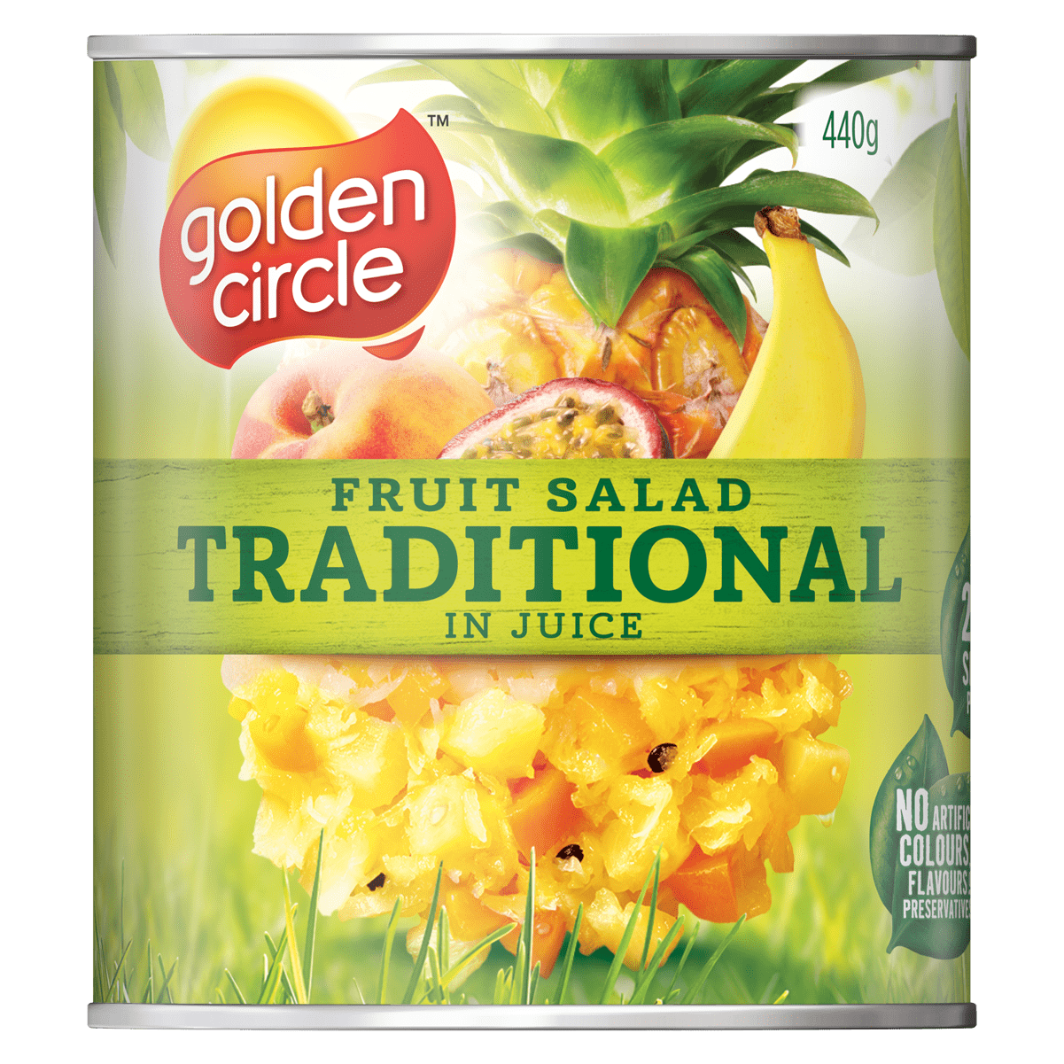 Tropical Traditional in Juice 440g image