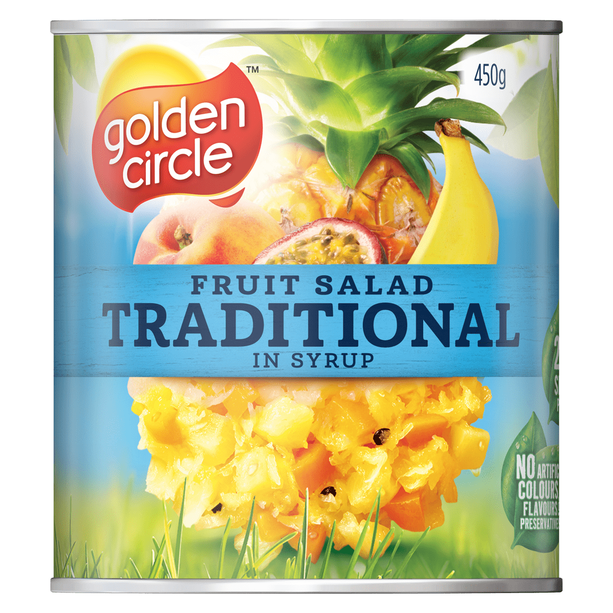 Tropical Traditional in Syrup 450g image