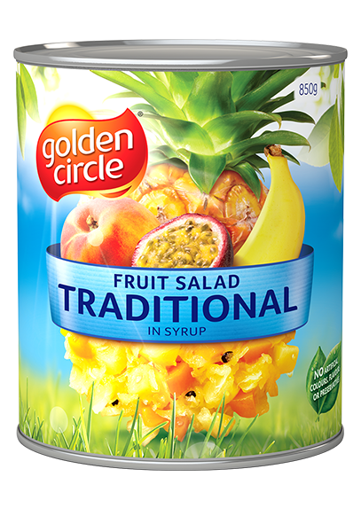 Tropical Traditional in Syrup 850g image