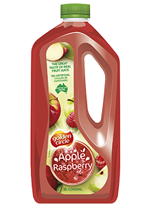 Apple Raspberry Cordial image