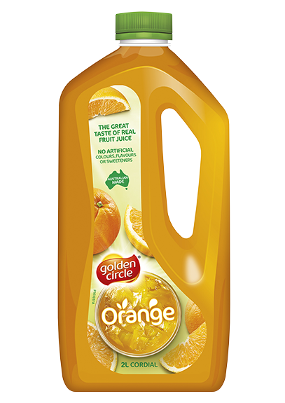 Orange Cordial image