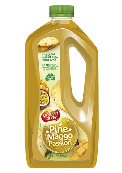 Pine Mango Passion Cordial image