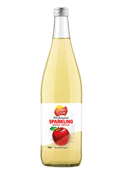 Crisp Apple Bottle image