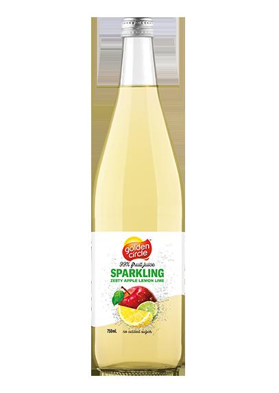 Apple Lemon Lime Bottle image