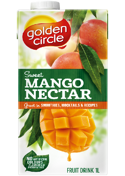 Mango Nectar Fruit Drink image