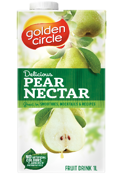 Pear Nectar Fruit Drink image